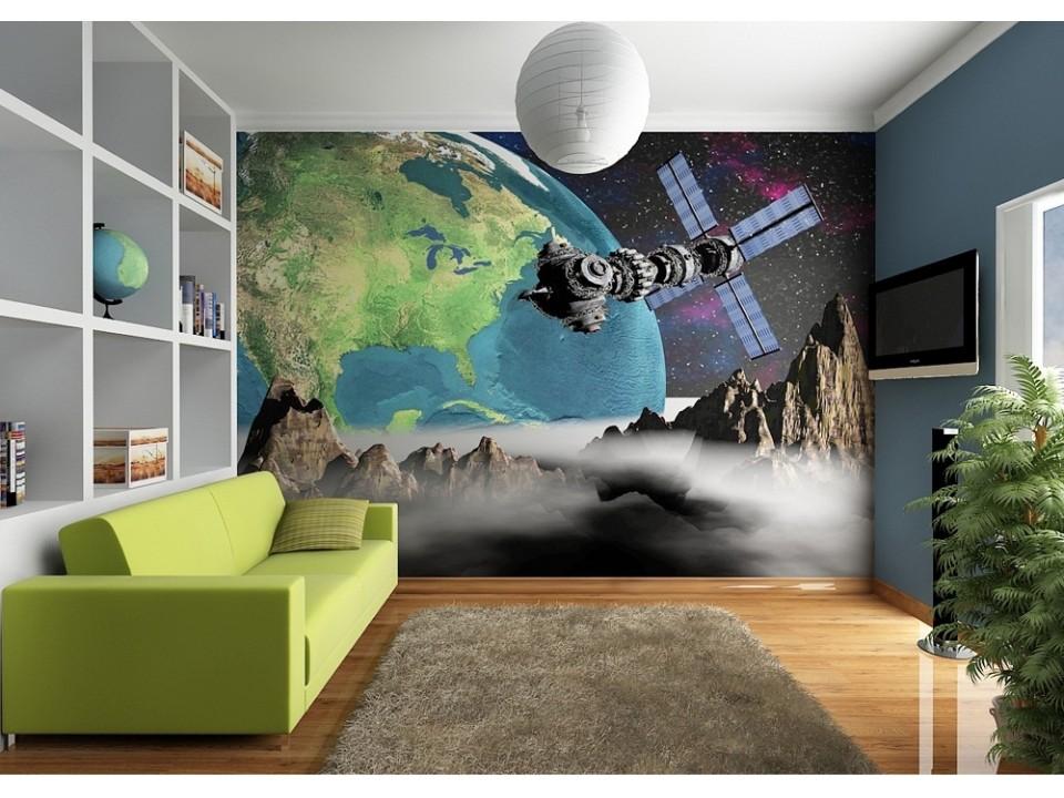 Fototapet ag design cod fts 0094 360x254cm for Fototapete jugendzimmer jungen