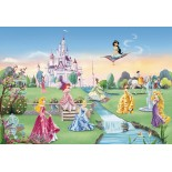 Fototapet Disney 8-414 Princess Castle 368x254cm
