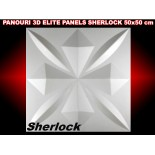Placi decorative 3D Elite Panels model Sherlock