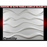 Placi decorative 3D Elite Panels model Camille