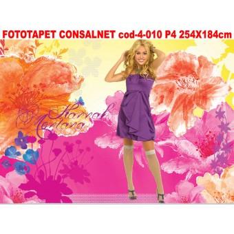 Fototapet Consalnet cod- 4-010 P4 254x184cm