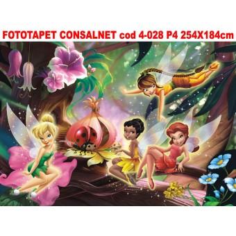Fototapet Disney cod  4-028 P4 254x184cm