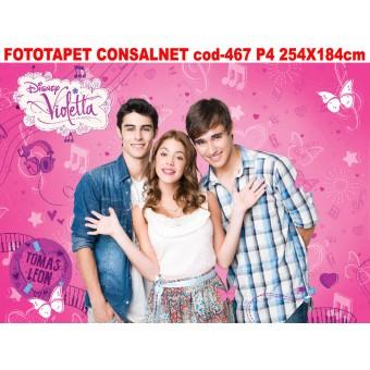 Fototapet Consalnet cod- 467 P4  254x184cm