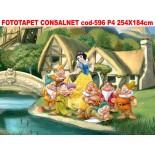 Fototapet Consalnet cod- 596 P4  254x184cm