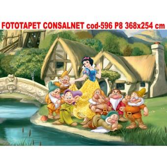 Fototapet Consalnet cod- 596 P8  368x254 cm
