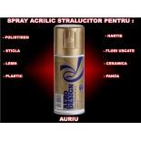 Spray acrilic stralucitor auriu GOLD