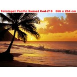 Fototapet decorativ cod-218 Pacific Sunset